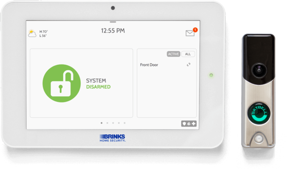 Brinks Home Security | Alarm Monitoring Systems